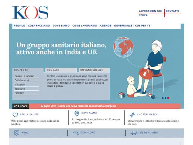 Koss group banner